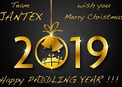Merry Christmas & Happy PADDLING Year 2019!!